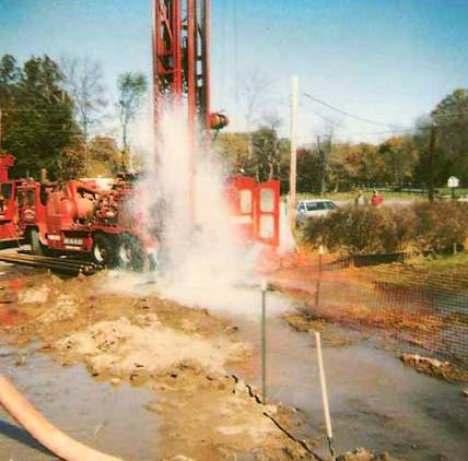 Commercial Drilling | Raab Well Drilling